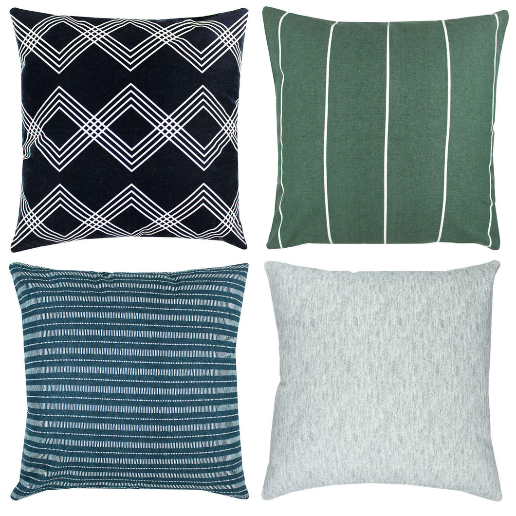 Kennedy - Pillow Covers - 18''
