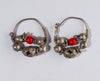 Antique Ethnic Tribal Earrings | 3731