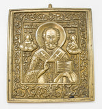 Russian Icon of Saint Nicholas | 1174