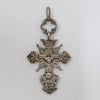 Russian Silver Cross, 17th century, Old Believers | 1779