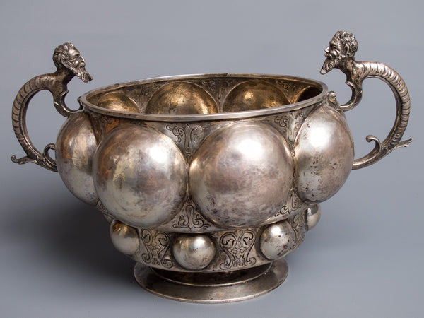 Large German Tureen, Hanau silver | 2809
