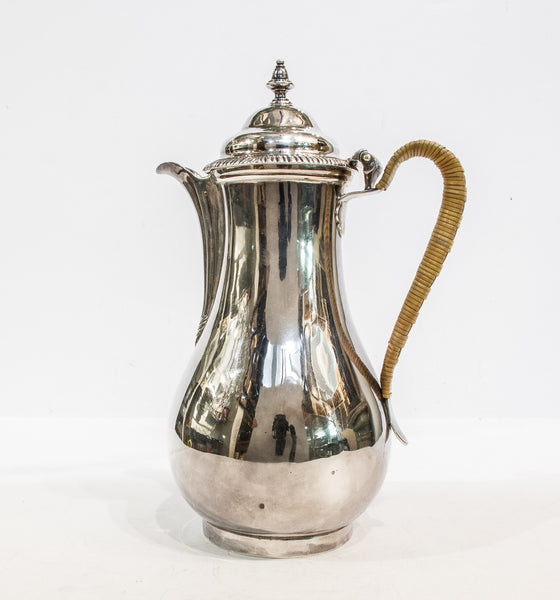 Sterling Silver Coffee Pot, George III, London 1765 | 4215