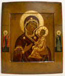 4316 | Russian Icon of Tikhvinskaya Mother of God