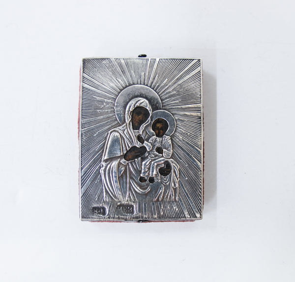 4334 | Russian Icon of Smolenskaya Mother of God