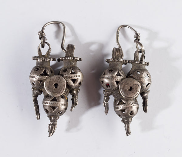 Earrings, 8-10th century, Kiev-Russia | 3724