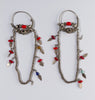 Antique Ethnic Tribal Earrings | 3728