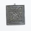 Russian Bronze Icon of Joy of All Who Suffer Mother of God | 2645