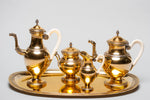 French Silver-Gilt Coffee/Tea Set | 2807