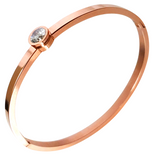 Roos Gold Bangle