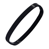 Gai Bangle in Black