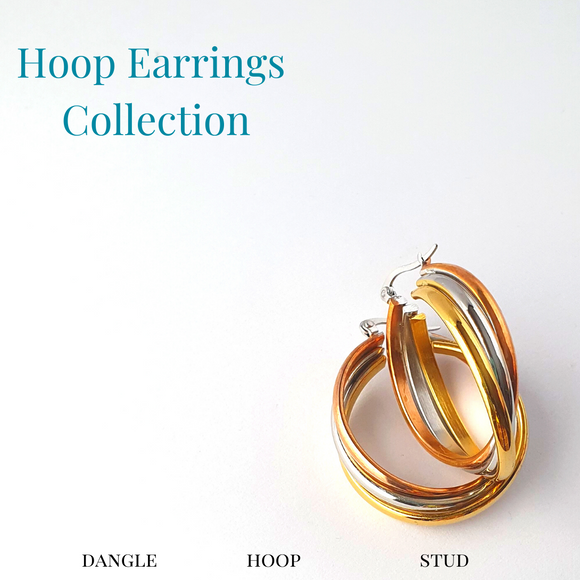 Hoop Earrings Catalogue