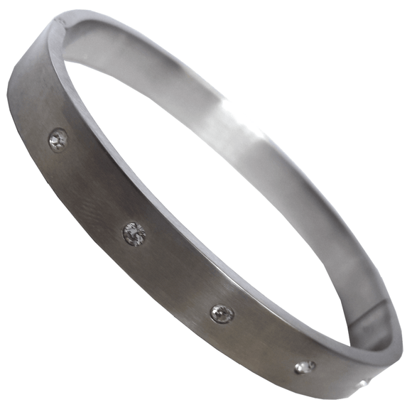 Barre Plat Bangle