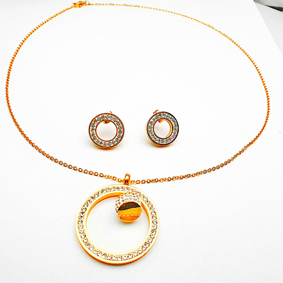 Circles and Crystal Set