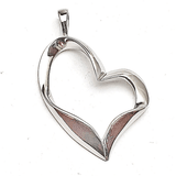 Full Heart Pendant