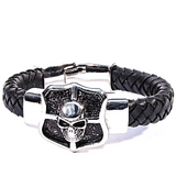 """Biker's Creed"" Bangle"