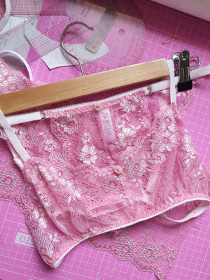 Fairyfloss Pink Bottoms