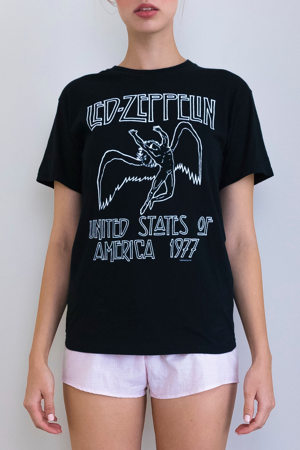 Black Led Zeppelin T-Shirt