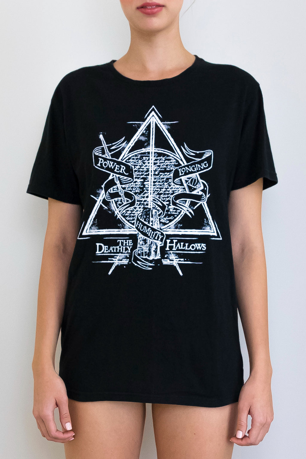 Black Harry Potter T-Shirt