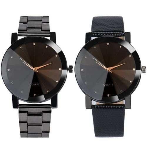Gunmetal <br> 2Watches