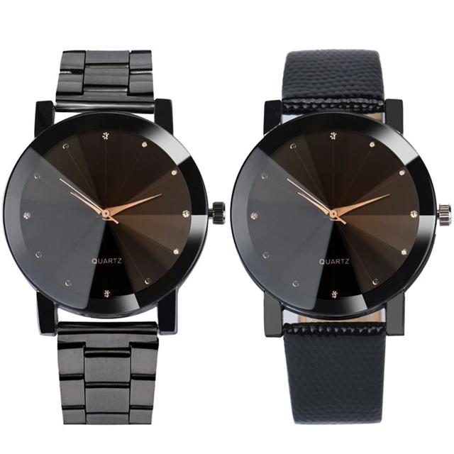 Gunmetal Watches - TimesGent