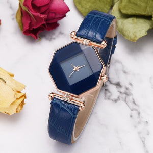 Crystal Diamond  Watch - TimesGent