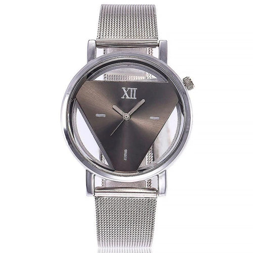 Crystal Triangle Watch