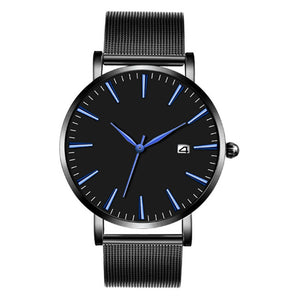 Black & Blue Watch<br>40mm