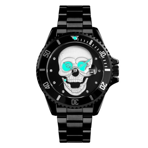 Rebel Skull Watch - TimesGent