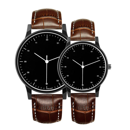 Brown Chrono Watches