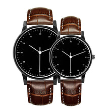 Load image into Gallery viewer, Brown Chrono Watches - TimesGent