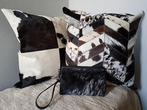 Leather & Cow Hide Accessories