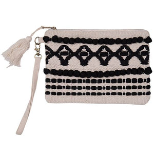 Billy Bohemian Clutch Bags and Purses - Dusty Sea
