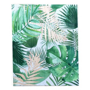 Greenery Collage Print Prints - Dusty Sea