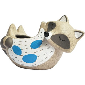 Little Fox Planter Planters - Dusty Sea