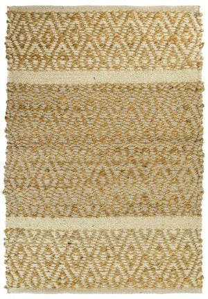 Luna Woven Floor Rug Large Soft Furnishings - Dusty Sea