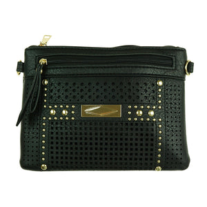 Melanie Bag/Clutch Bags and Purses Black - Dusty Sea