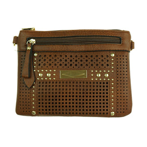 Melanie Bag/Clutch Bags and Purses Caramel - Dusty Sea