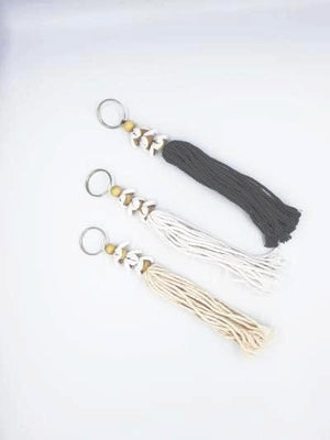 Neela Keyrings Home Decor - Dusty Sea