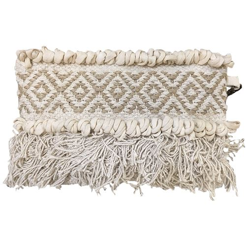 Pearl Clutch Bags and Purses - Dusty Sea