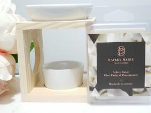 Seduce Range - Soy Melts Candles - Dusty Sea