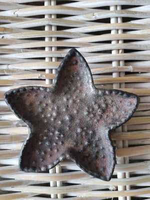 Starfish Trinket Trays Home Decor Grey - Dusty Sea