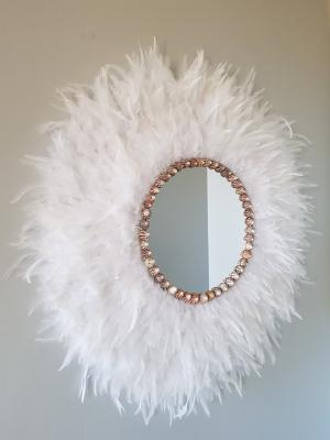 White Mirror Juju 60cm ****PRE ORDER*** due end of October