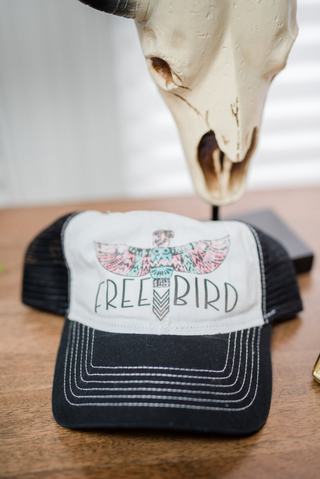 Free Bird Baseball Hat