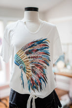 Load image into Gallery viewer, Headdress Tee