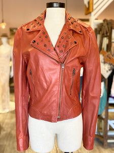 Copper Orange Jacket