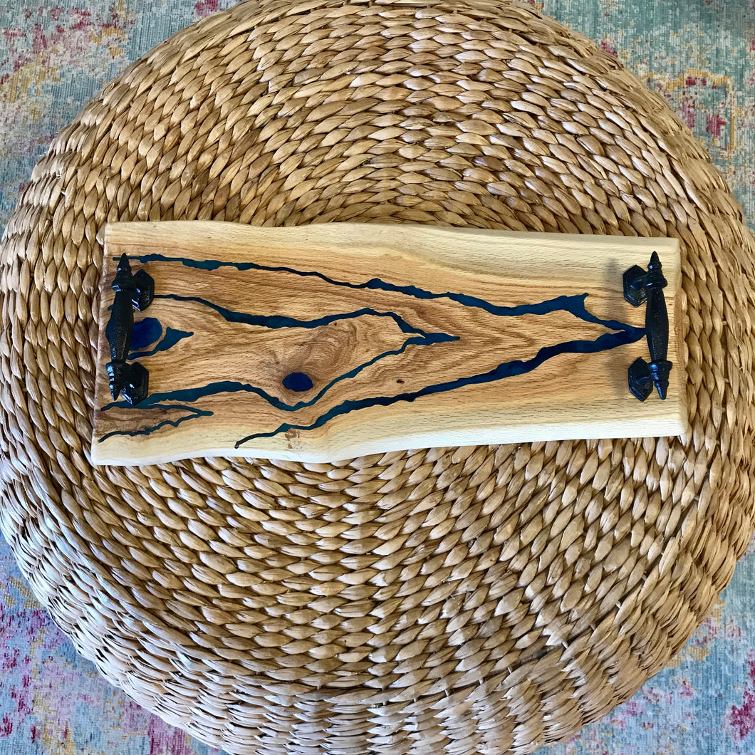 Handcrafted Serving Tray