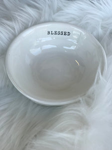 Blessed Jewelry Bowl