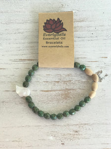 Wing Essential Oil Bracelet