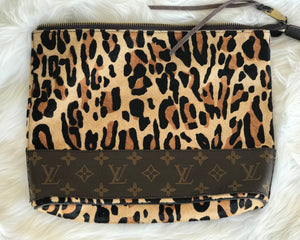 Cowhide Louis Vuitton Handbag