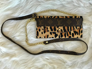 Cowhide Louis Vuitton Crossbody